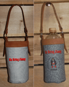 Insulated Bottle Bag Custom Alias Printed