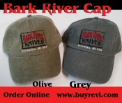 Bark River Knives Cap
