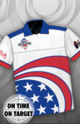 Revi Stars and Stripes Shooting Shirt