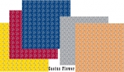 Wicking Cowboy Scarves, Cactus Flower Pattern